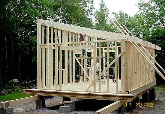 Shed Roof Cabin Plans