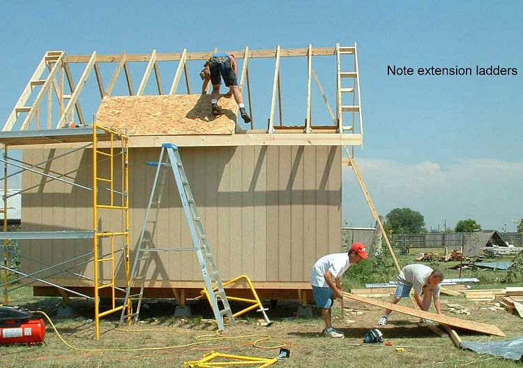 Free Storage Shed Building Plans - EzineArticles Submission