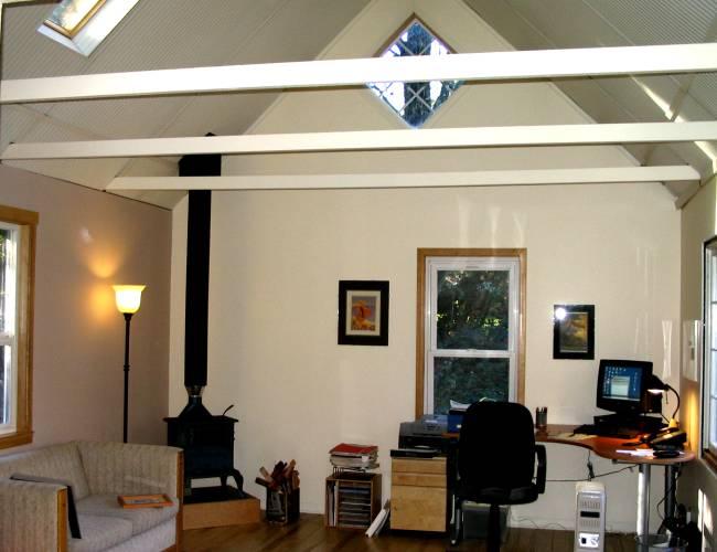 14x24 Studio Office