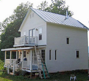 20 x24 Universal Cottage w/ screen porch