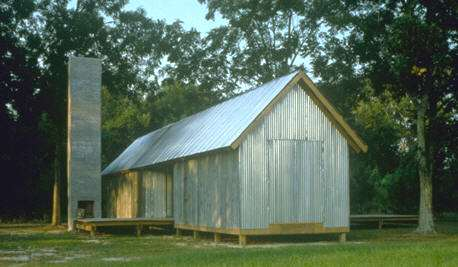 Dogtrot 14x24 little house 14x18 little house for Dog trot house plans southern living
