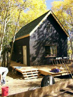 14 X 24 Owner Built Cabin W Loft Truth Is Treason