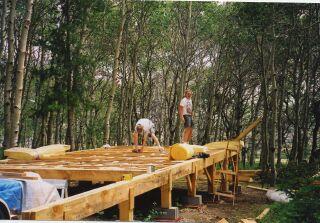 14 x 24 Owner Built Cabin w/Loft | Truth is Treason | Truth