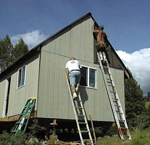 14 X 24 Cleghorn Cabin