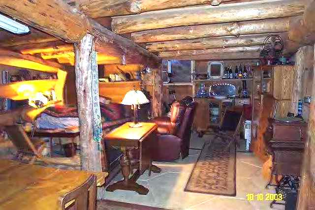 Underground Cob House Photo Story