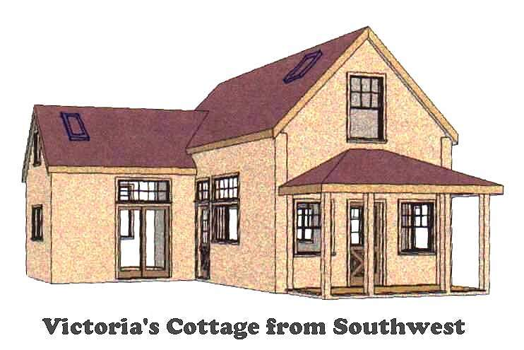 Victoria 39 s cottage for Cabin addition floor plans