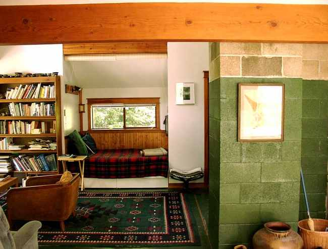 Sustainable housing design, passive solar, zero-energy earth home